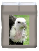 Griffins Vulture Eye To Eye Duvet Cover