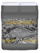 Griffith Stadium Duvet Cover