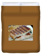 Grilled Sandwhich Duvet Cover