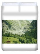 Grindelwald Switzerland 7 Duvet Cover