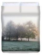 Grings Mill Fog 15-016 Duvet Cover