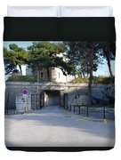Gripe Fort Entrance Duvet Cover