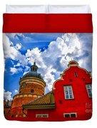 Gripsholm Culture Duvet Cover