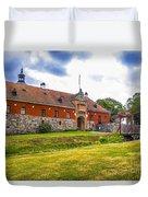 Gripsholm Entrance Duvet Cover