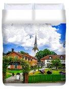 Gripsholms Dardshus Duvet Cover