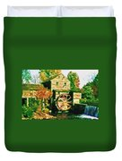 Grist Mill Tranquility Duvet Cover
