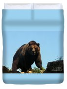 Grizzly-7746 Duvet Cover