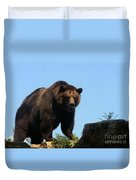 Grizzly-7747 Duvet Cover