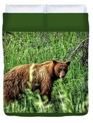 Grizzly Bear 2 Duvet Cover