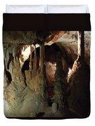 Grotte Magadaleine South France  Duvet Cover