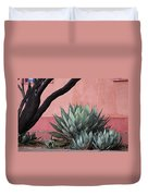 Group Of Cacti Duvet Cover