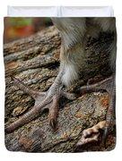 Grouse Feet Duvet Cover