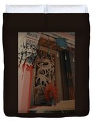 Grumanns Chinese Theater Duvet Cover