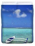 Guam, Agana Bay Duvet Cover