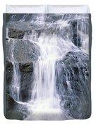 Guam, Talofofo Falls Duvet Cover