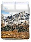 Guanella Pass Colorado Duvet Cover