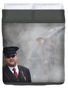 Guard  Duvet Cover