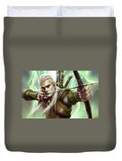 Guardians Of Middle-earth Duvet Cover
