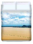 Guayas River View Duvet Cover