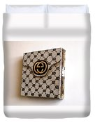 Gucci Bag Duvet Cover