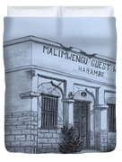 Guest House  Duvet Cover