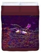 Guillemot Sea Bird Nature Coast  Duvet Cover