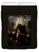 Guinevere's Tears Duvet Cover by Mary Hood