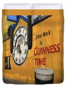 Guinness Beer 2 Duvet Cover