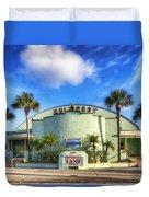 Gulfport Casino Duvet Cover by Tammy Wetzel