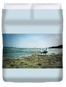 Gull Beach Duvet Cover