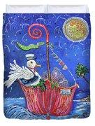 Gull's Bounty Duvet Cover
