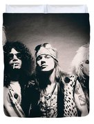 Guns N' Roses - Band Portrait Duvet Cover