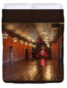 Guthrie Dance Hall  Duvet Cover