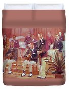 Guy Lombardo The Royal Canadians Duvet Cover