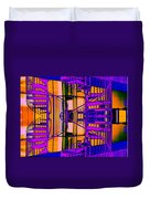 Gym Staircase Duvet Cover