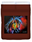 Gypsy Equine Duvet Cover
