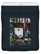 Gypsy Hut Duvet Cover
