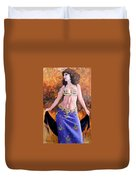 Gypsy Duvet Cover by Kevin Lawrence Leveque