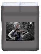 Gypsy Player II Duvet Cover
