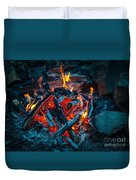 Gypsy Wind Duvet Cover