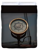 Gyro Compass Repeater Duvet Cover