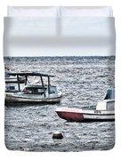Habana Ocean Ride Duvet Cover