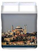 Hagia Sophia - Istanbul Turkey Duvet Cover