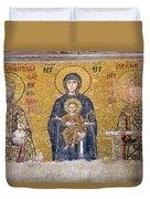 Hagia Sophia Mosaic Duvet Cover