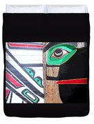 Haida One Duvet Cover