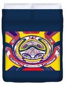 Haida Three Duvet Cover