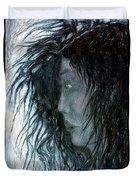 Hair Duvet Cover