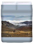Haleakala National Park Duvet Cover
