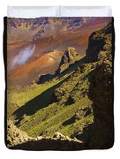 Haleakala National Park Duvet Cover