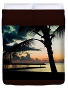 Haleiwa Duvet Cover